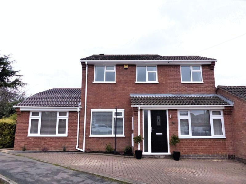 4 Bedrooms Detached House for sale in Turchill Drive, Sutton Coldfield