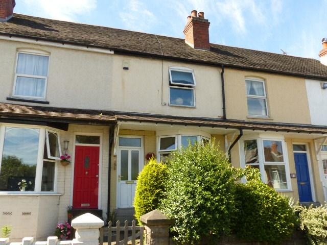 3 Bedrooms Terraced House for sale in Daw End Lane, Rushall