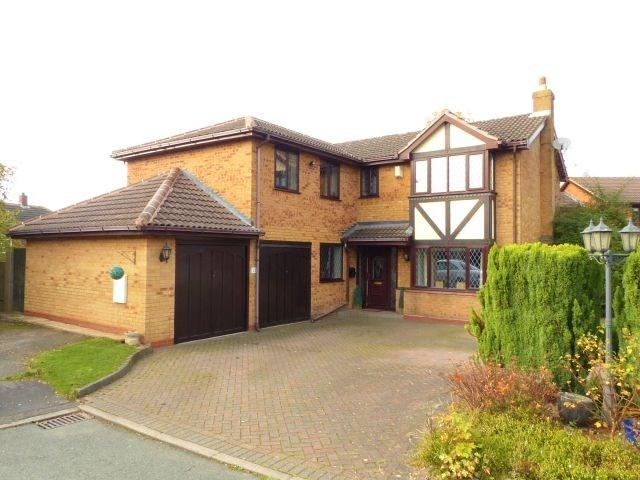 5 Bedrooms Detached House for sale in Highland Road, Upper Stonnall