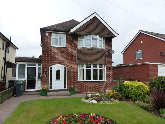 3 Bedrooms Detached House for sale in Friezland Lane, Brownhills