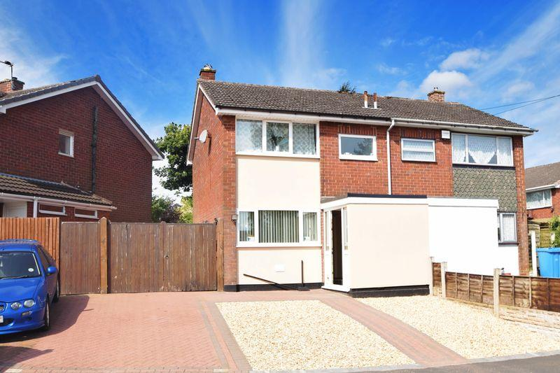 3 Bedrooms Semi Detached House for sale in Fair Oaks Drive, Great Wyrley