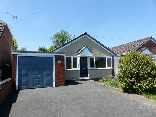 3 Bedrooms Detached Bungalow for sale in Quinton Avenue, Great Wyrley