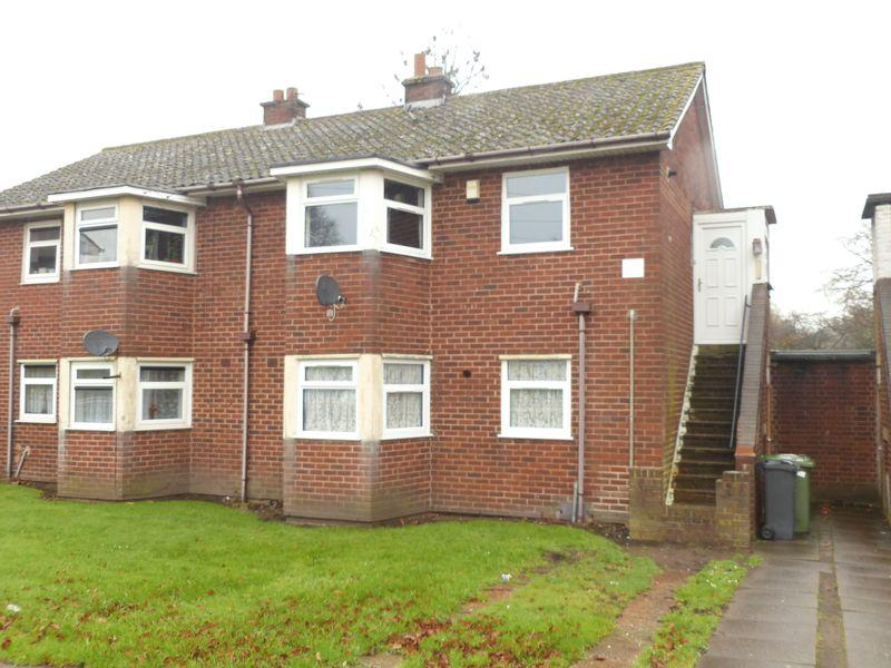 1 Bedroom Maisonette Flat for sale in Broad Lane, Bloxwich