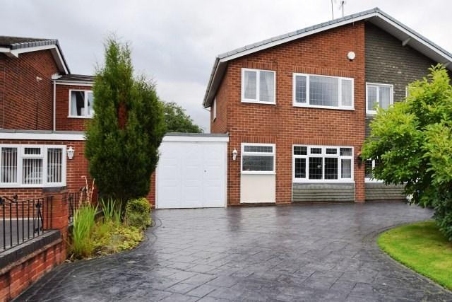 3 Bedrooms Semi Detached House for sale in Beaumont Road, Great Wyrley