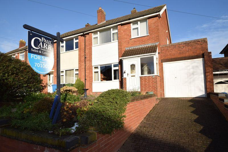 3 Bedrooms Semi Detached House for sale in Leveson Avenue, Cheslyn Hay