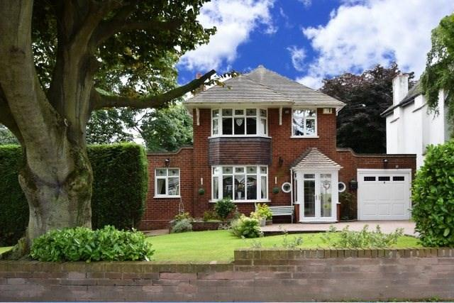 3 Bedrooms Detached House for sale in Stoney Lane, Bloxwich