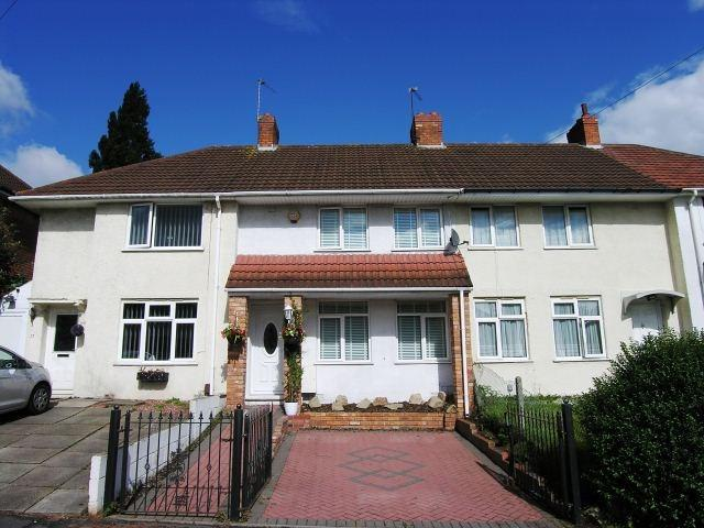2 Bedrooms Terraced House for sale in Dormington Road, Kingstanding