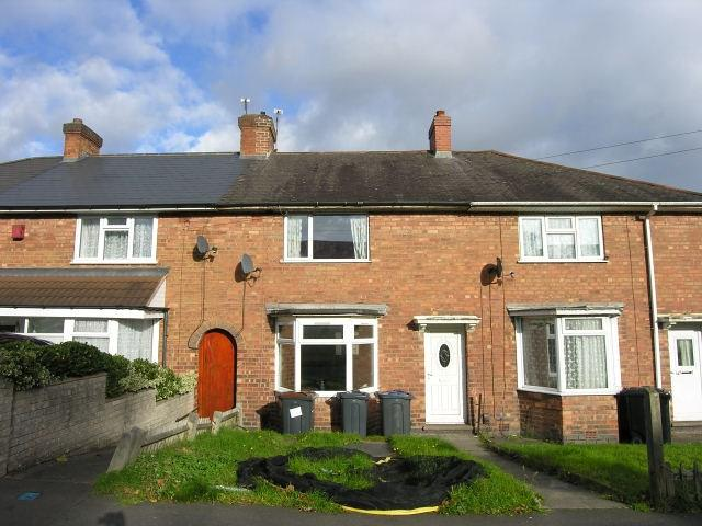 3 Bedrooms Terraced House for sale in Chingford Road, Kingstanding