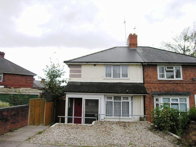 3 Bedrooms Semi Detached House for sale in Gainford Road, Kingstanding