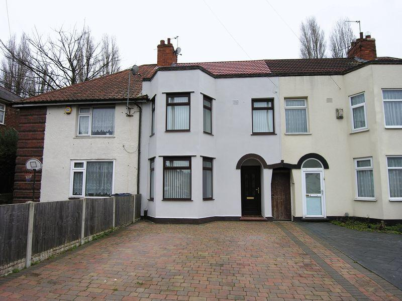 3 Bedrooms Terraced House for sale in Finchley Road, Kingstanding