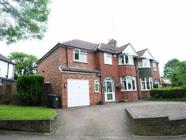 4 Bedrooms Semi Detached House for sale in Crossway Lane, Perry Barr
