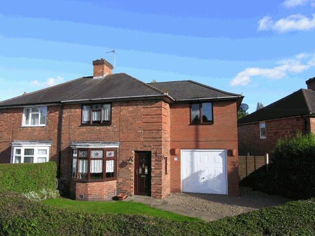 4 Bedrooms Semi Detached House for sale in Cranbourne Road, Kingstanding