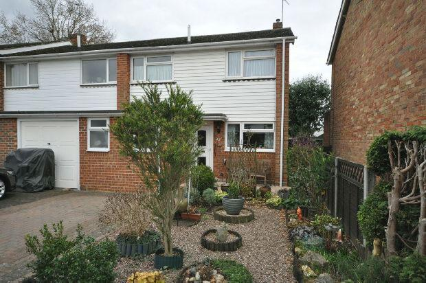 3 Bedrooms End Of Terrace House for sale in Bathurst Road, Winnersh, Wokingham,