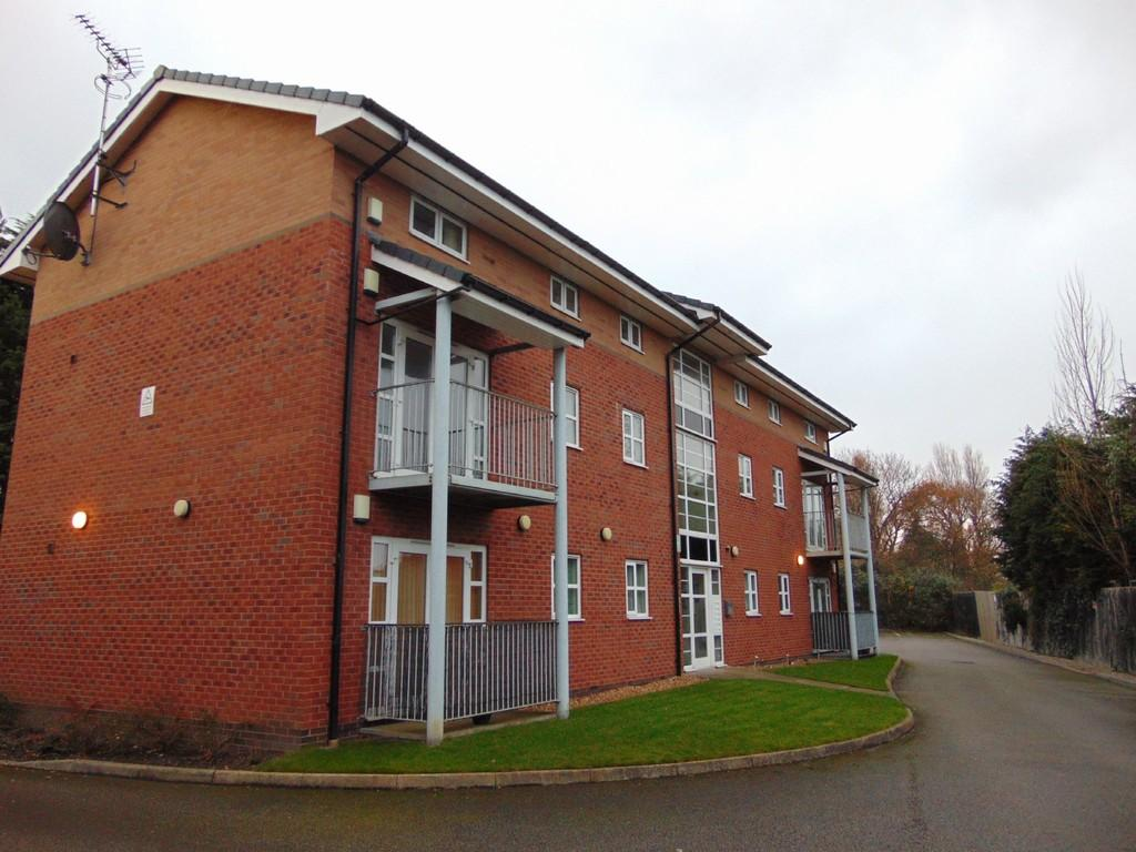2 Bedrooms Apartment Flat for sale in Rossall Court, Reeds Lane