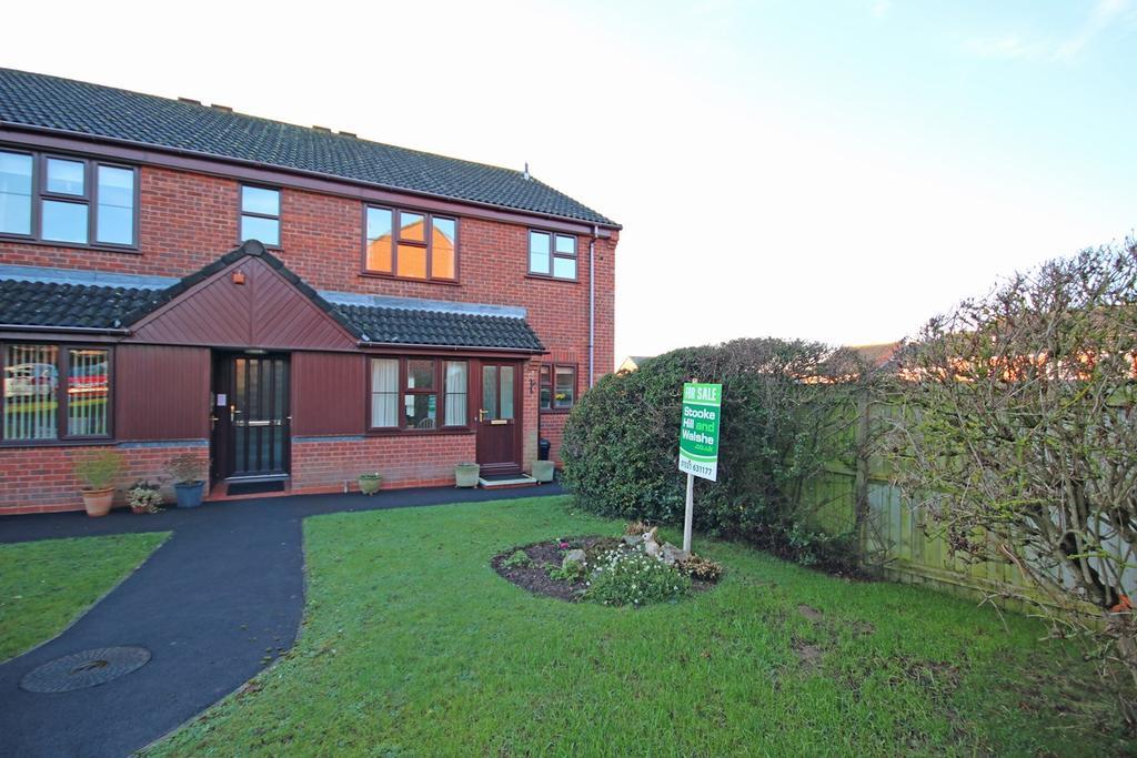 2 Bedrooms Retirement Property for sale in Furlong Court, Ledbury, HR8