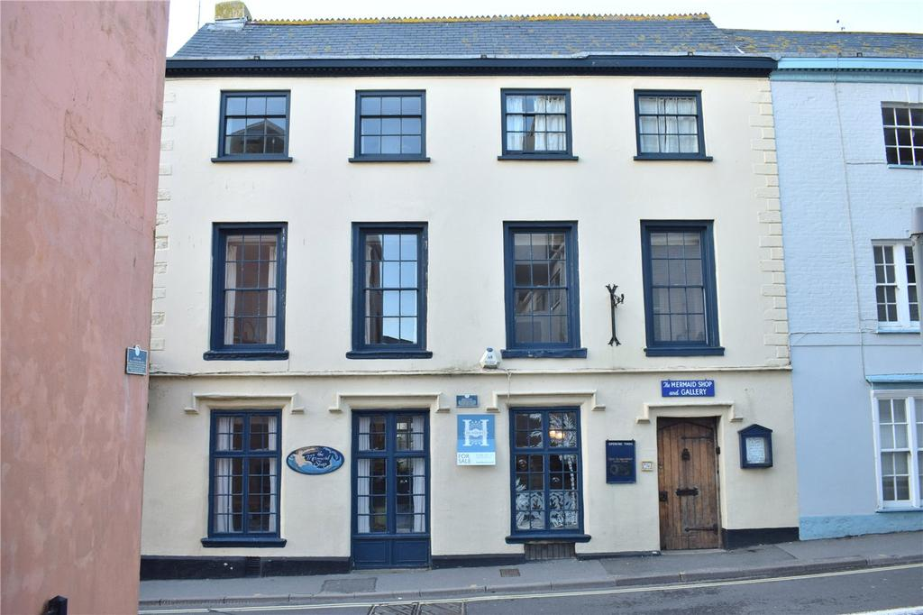 6 Bedrooms Terraced House for sale in Church Street, Lyme Regis, Dorset