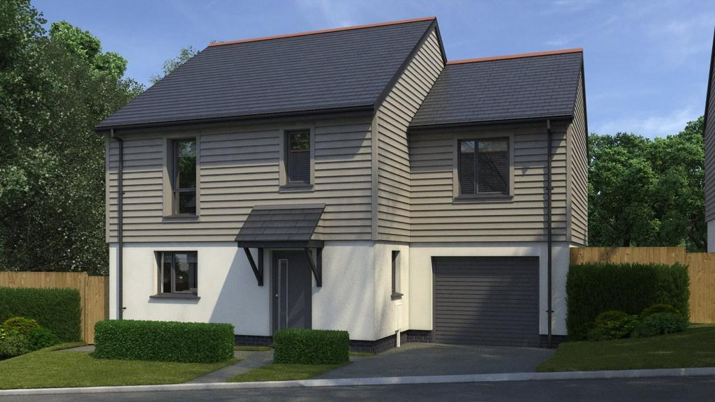 4 Bedrooms House for sale in Penrose View, School Hill, Shortlanesend, Cornwall