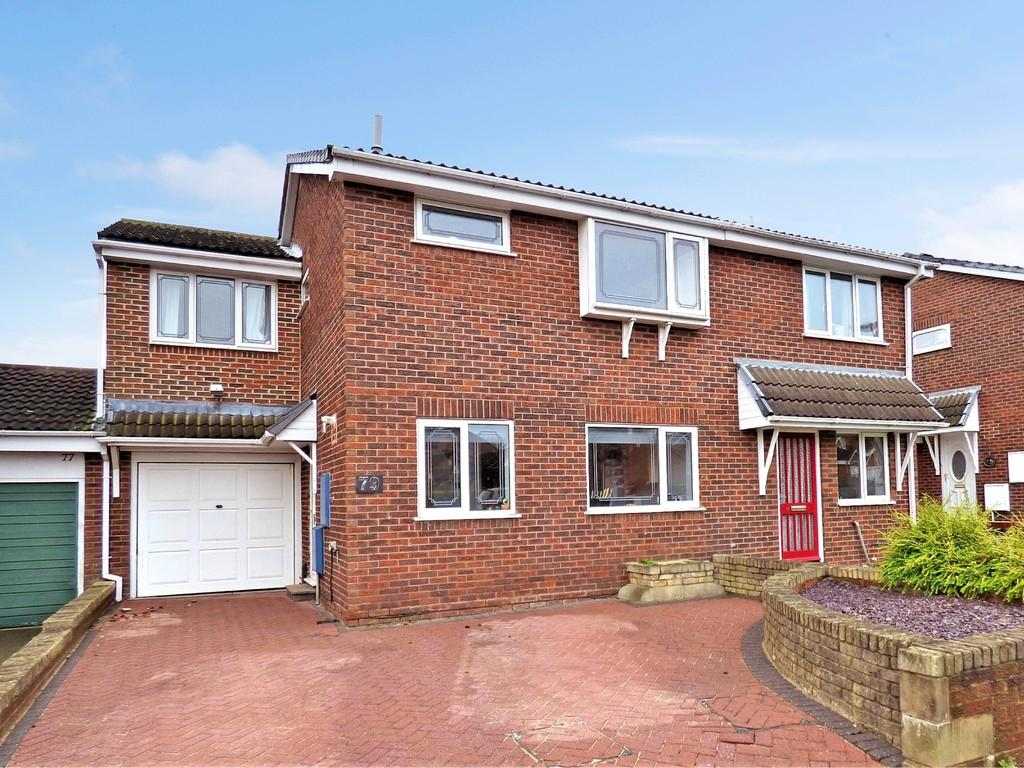 4 Bedrooms Semi Detached House for sale in Meadowbrook Road, Lichfield
