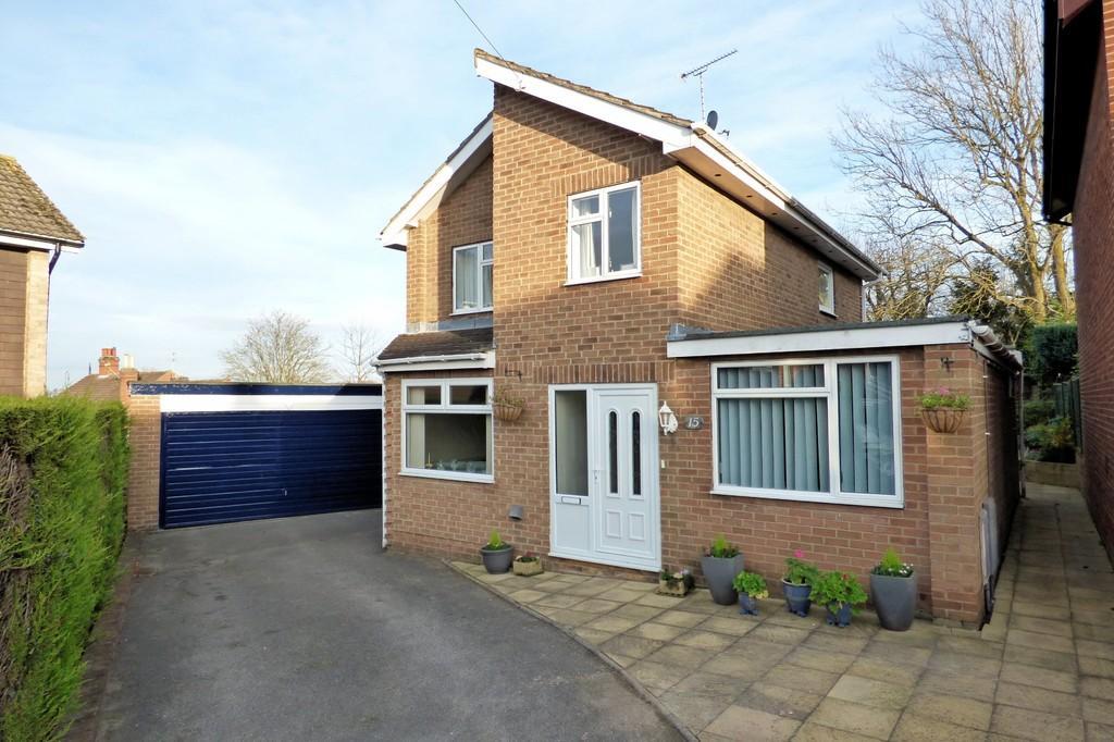 3 Bedrooms Detached House for sale in Twentylands, Rolleston-on-Dove
