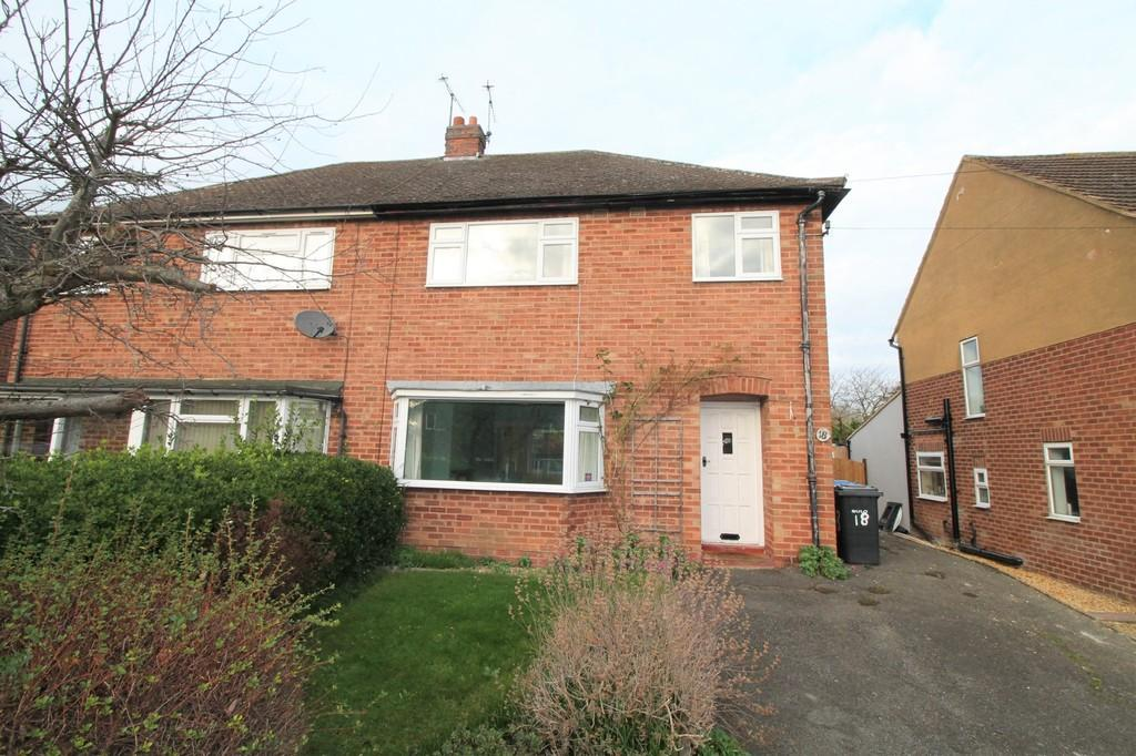 3 Bedrooms Semi Detached House for sale in The Ridgeway, Market Harborough