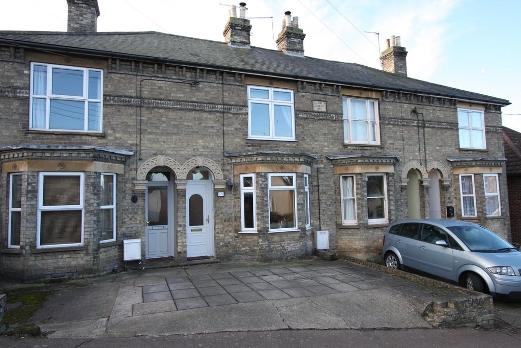 2 Bedrooms Terraced House for sale in Constitution Hill, Sudbury