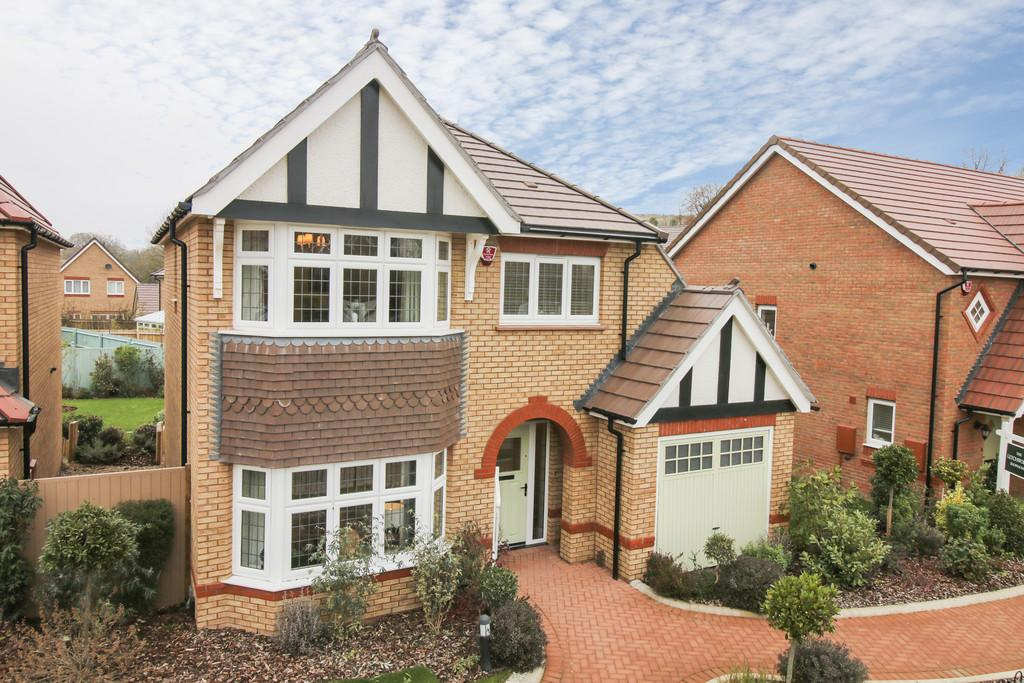 3 Bedrooms Detached House for sale in The Worcester, Stanbury Meadows