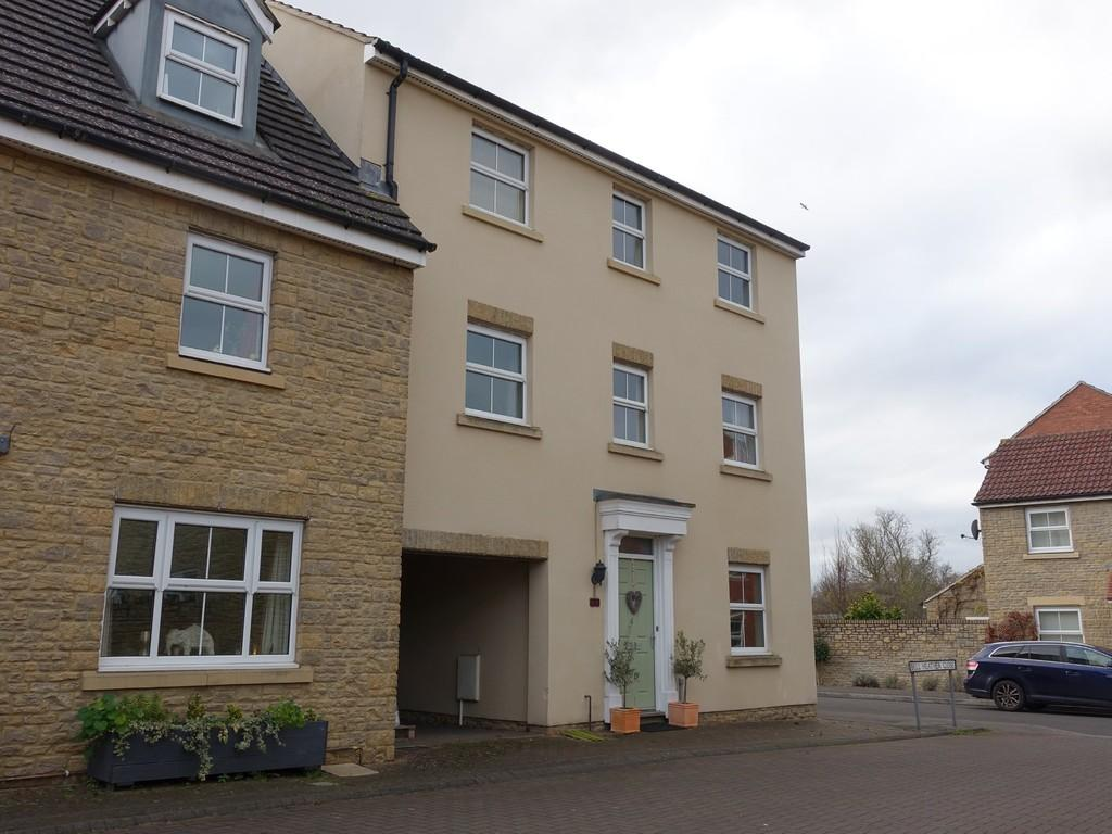 4 Bedrooms Semi Detached House for sale in Staverton, Trowbridge