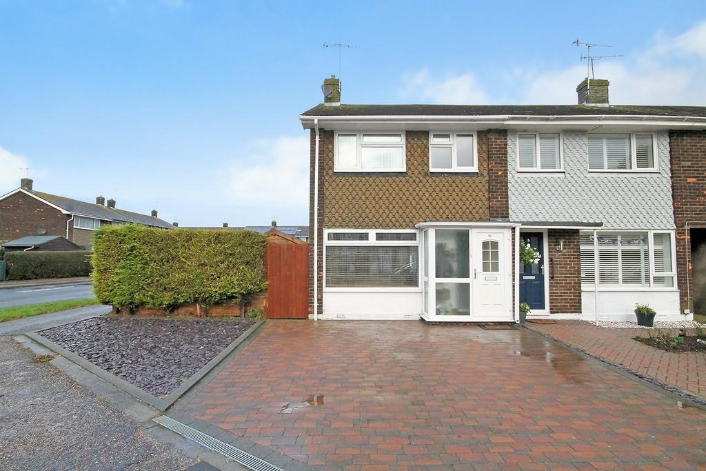 3 Bedrooms End Of Terrace House for sale in Greentrees Crescent