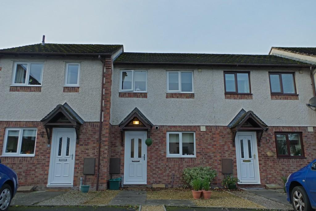 2 Bedrooms Terraced House for sale in Stokoe Court, Carlisle