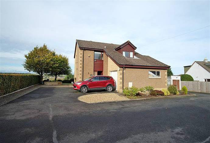 4 Bedrooms Detached House for sale in Tweedbrig Jedburgh Road, Kelso, TD5 8AZ