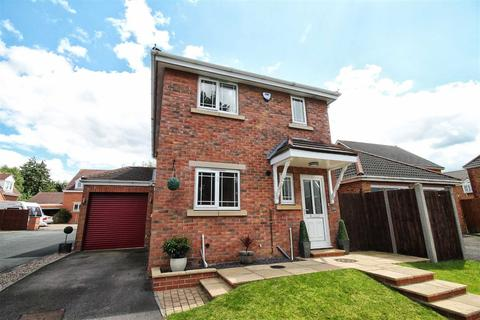 3 bedroom detached house to rent - Barrington Avenue, The Reddings, Cheltenham