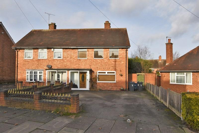 3 Bedrooms Semi Detached House for sale in Wedgewood Road, Quinton, Birmingham