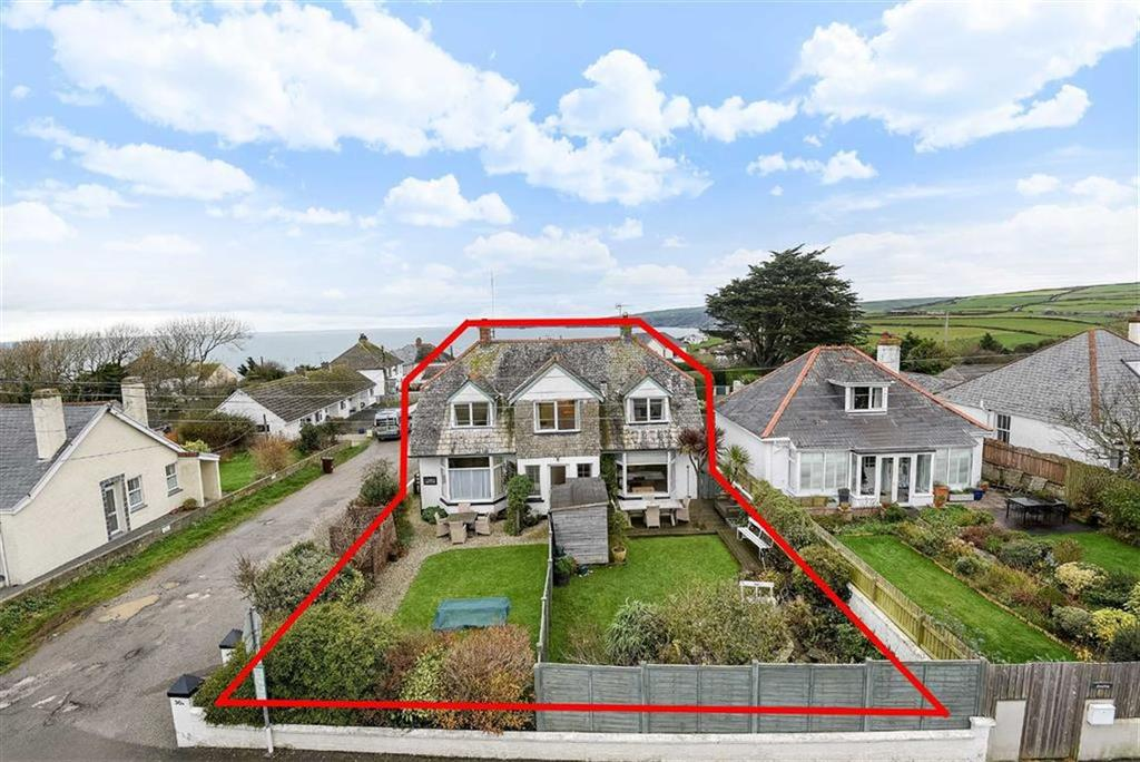 6 Bedrooms Semi Detached House for sale in Trewetha Lane, Port Isaac, Cornwall, PL29