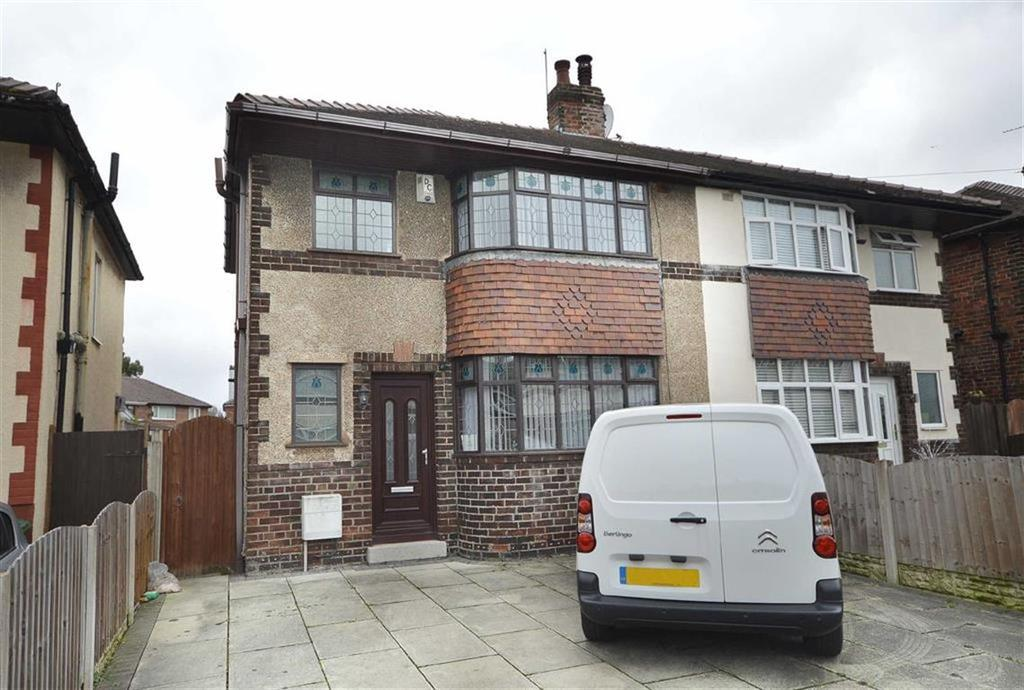 3 Bedrooms Semi Detached House for sale in Fairway North, CH62