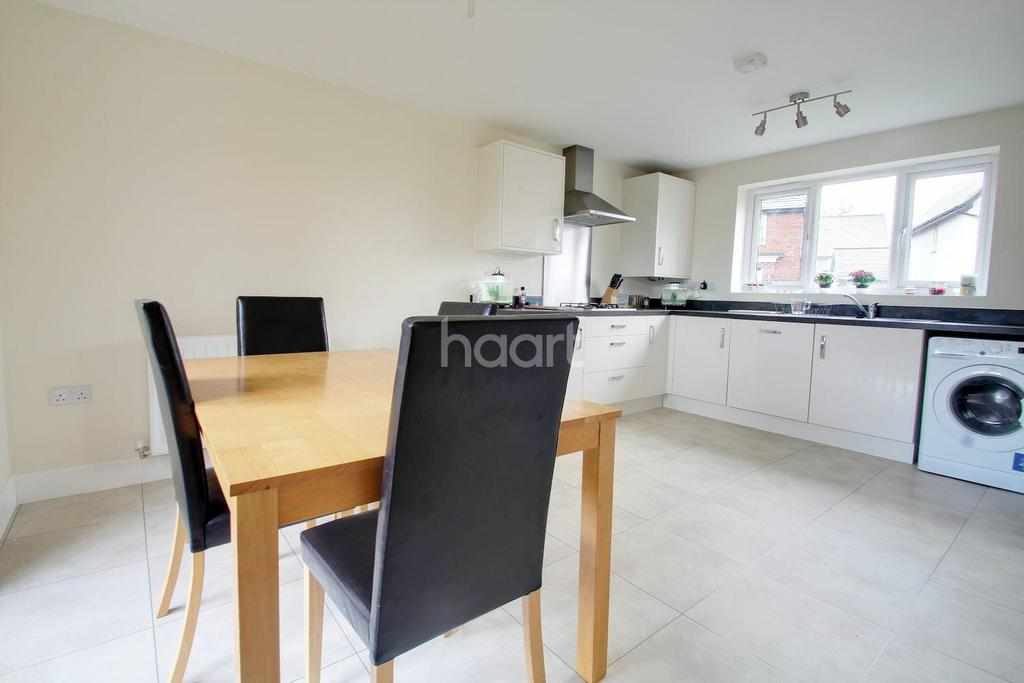 3 Bedrooms Detached House for sale in Earls Drive, Stenson Fields