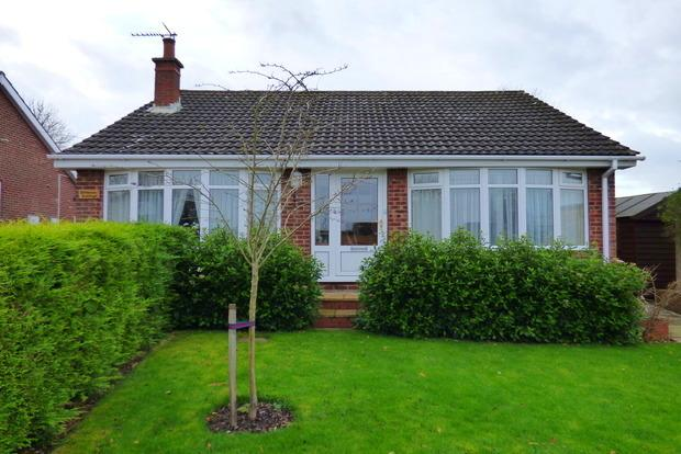 2 Bedrooms Detached Bungalow for sale in North Halls, Binbrook, Market Rasen, LN8