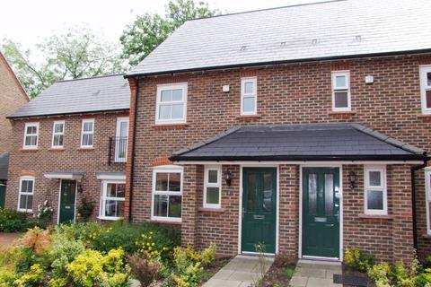 2 bedroom terraced house to rent - Abbotts Road, Winchester, Hampshire