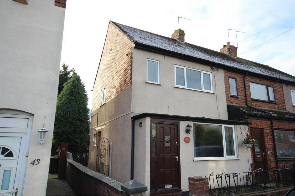 2 Bedrooms End Of Terrace House for sale in Garrett Street, Attleborough, Nuneaton, Warwickshire