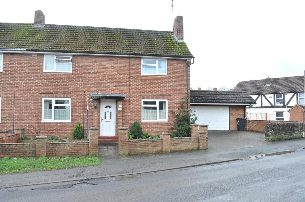 3 Bedrooms Semi Detached House for sale in Highworth Road, South Marston, Swindon, Wiltshire, SN3