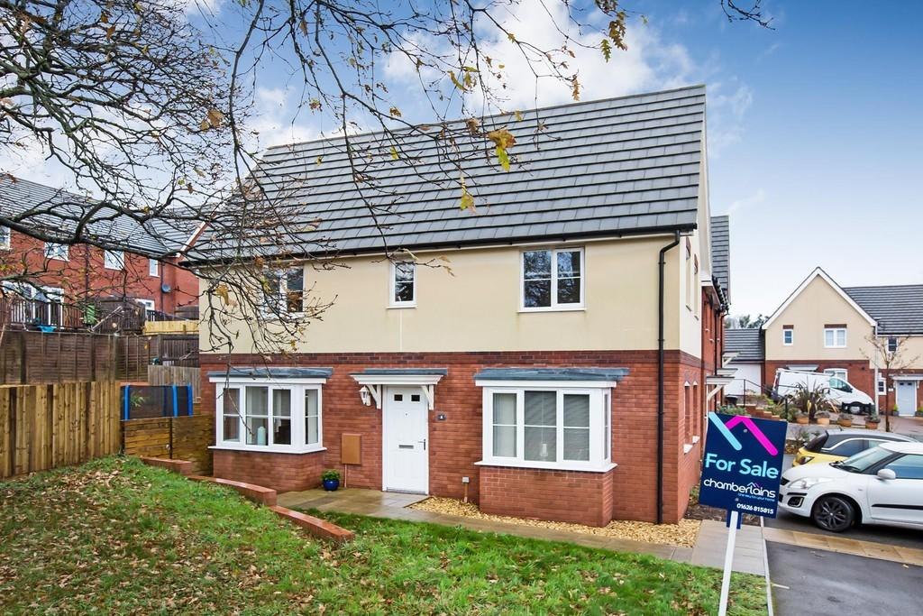 3 Bedrooms Detached House for sale in Barham Avenue, Teignmouth, TQ14 8GG