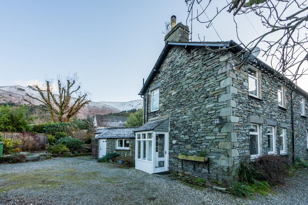4 Bedrooms Cottage House for sale in Grange End, Grasmere, Cumbria LA22 9RH