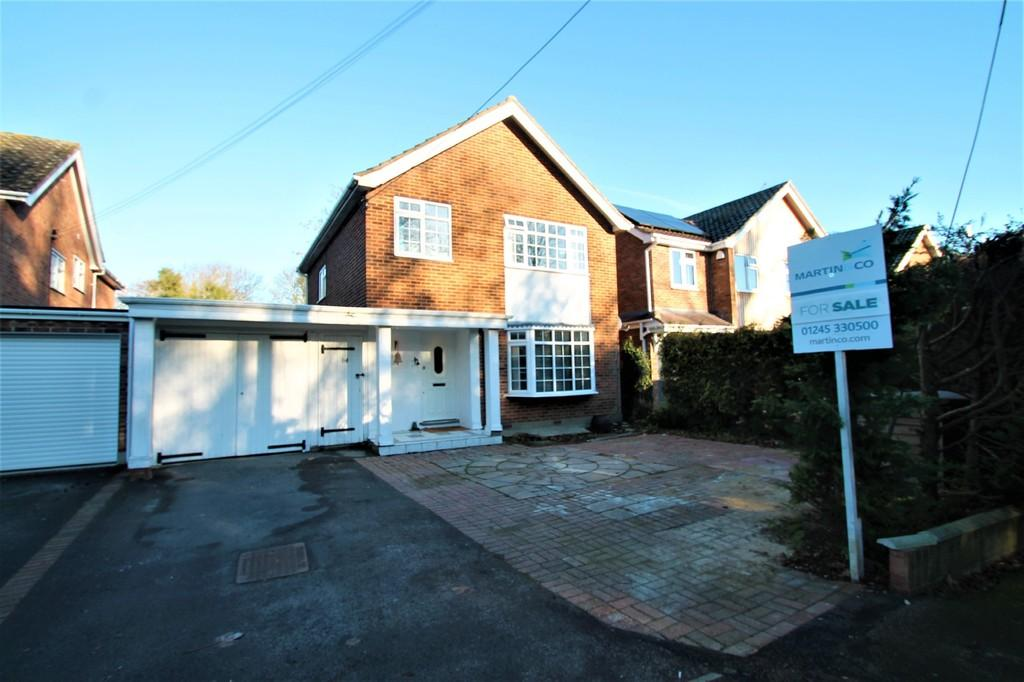 3 Bedrooms Detached House for sale in School Lane, Broomfield