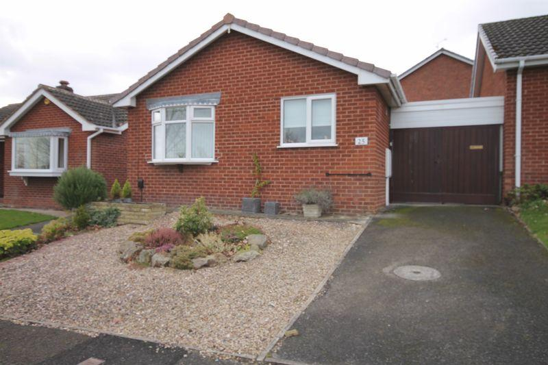 2 Bedrooms Detached Bungalow for sale in Spenbeck Drive, Derby
