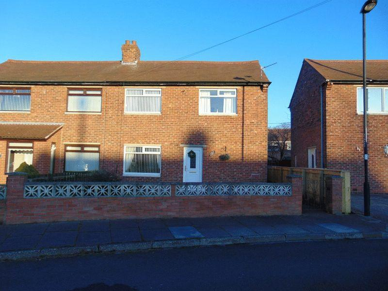 2 Bedrooms Semi Detached House for sale in Allanville, Camperdown, Newcastle Upon Tyne