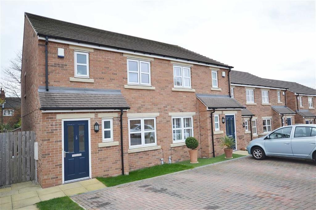 3 Bedrooms Semi Detached House for sale in Barley Fields Close, Garforth, Leeds, LS25