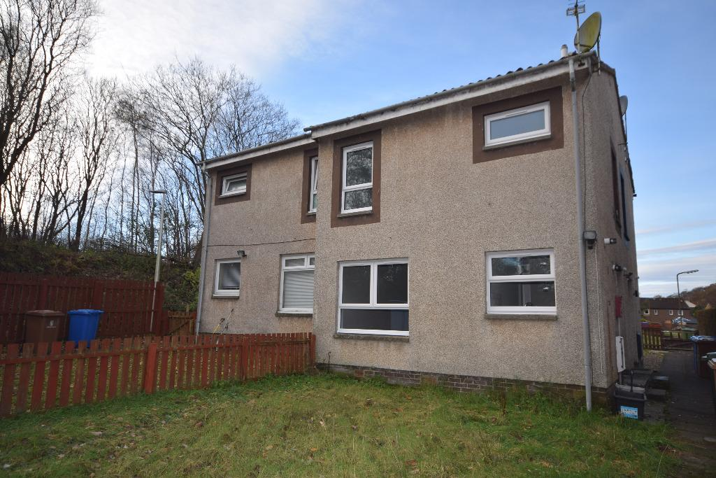 1 Bedroom Semi Detached House for rent in Rowan Crescent, Tamfourhill, Falkirk, Falkirk, FK1 4RU