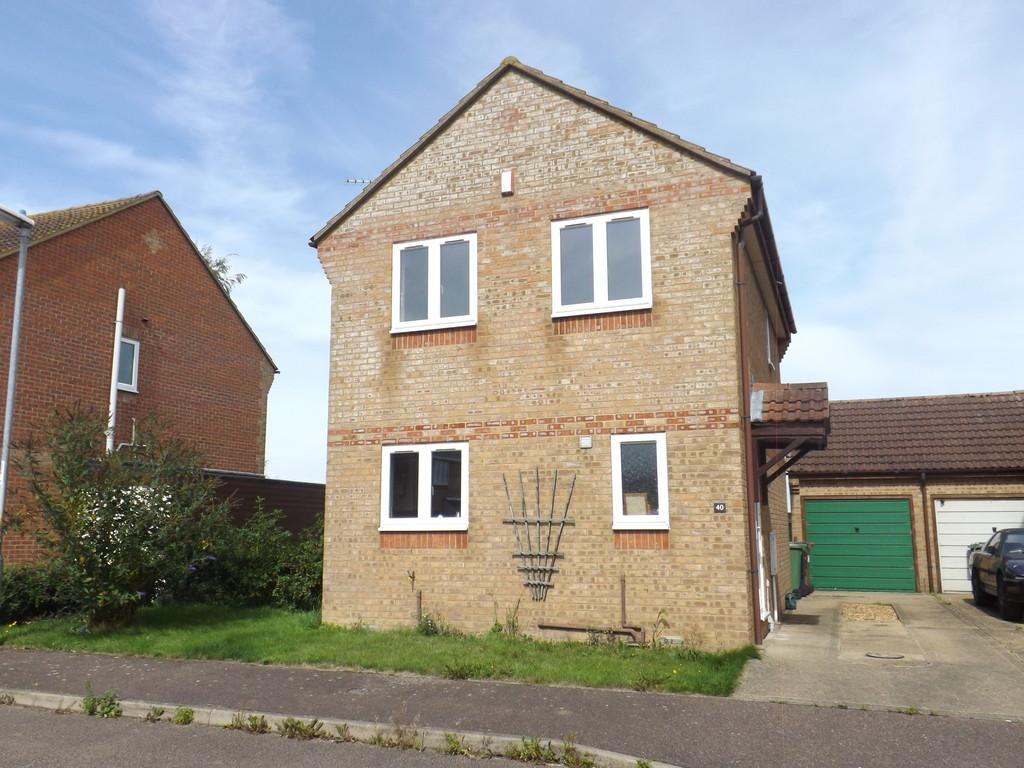 3 Bedrooms Detached House for sale in Williams Way, Manea