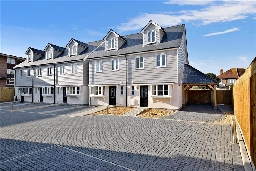 3 Bedrooms End Of Terrace House for sale in The Boat Yard, Ockley Road, Bognor Regis, West Sussex