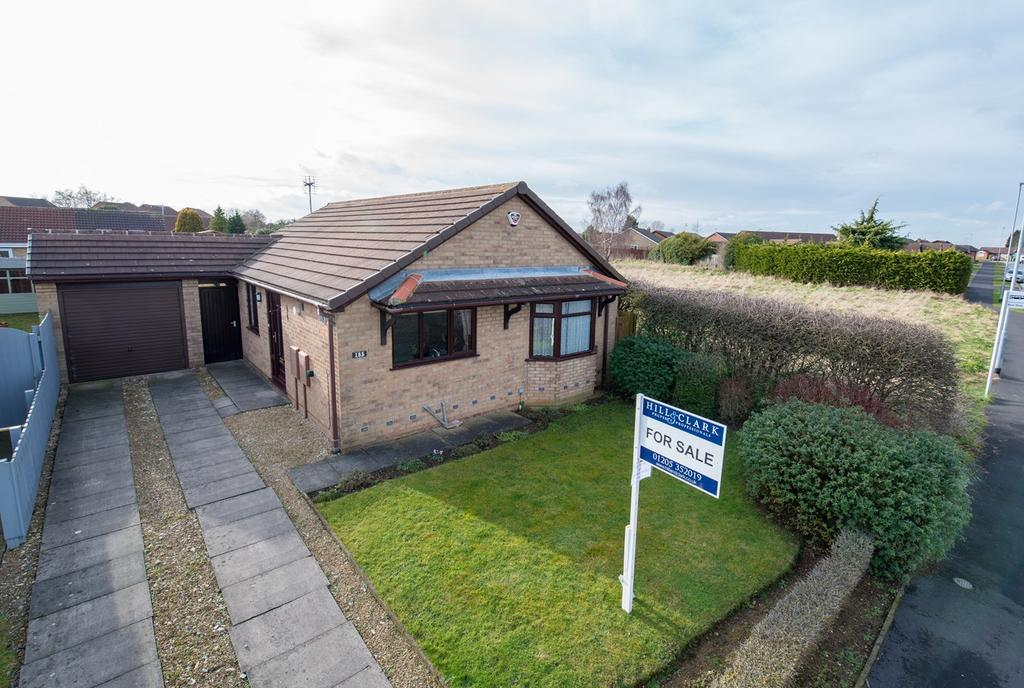 3 Bedrooms Detached Bungalow for sale in Wolsey Way, Glebe Park, Lincoln, LN2