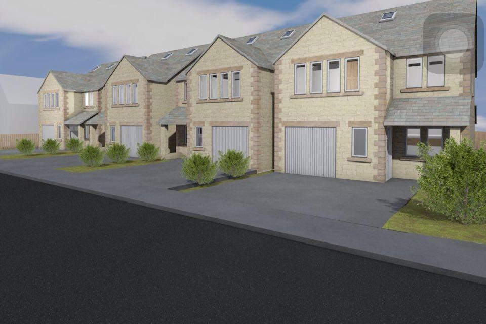 5 Bedrooms Detached House for sale in Woolcombers Way, Tyersal, BD4 8JF